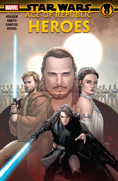 Star Wars: Age of Republic Heroes/Villains (Marvel Comics)