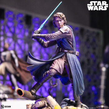Anakin Skywalker Mythos Statue