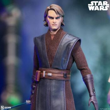 Anakin Skywalker Sixth Scale Figure Close Up