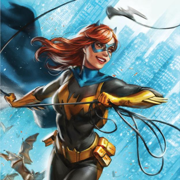 Batgirl The Last Joke Ian MacDonald