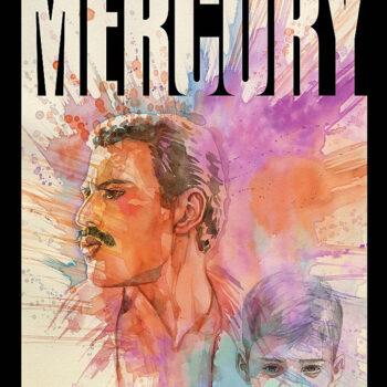Freddie Mercury: Love of Life, Singer of Songs Graphic Novel