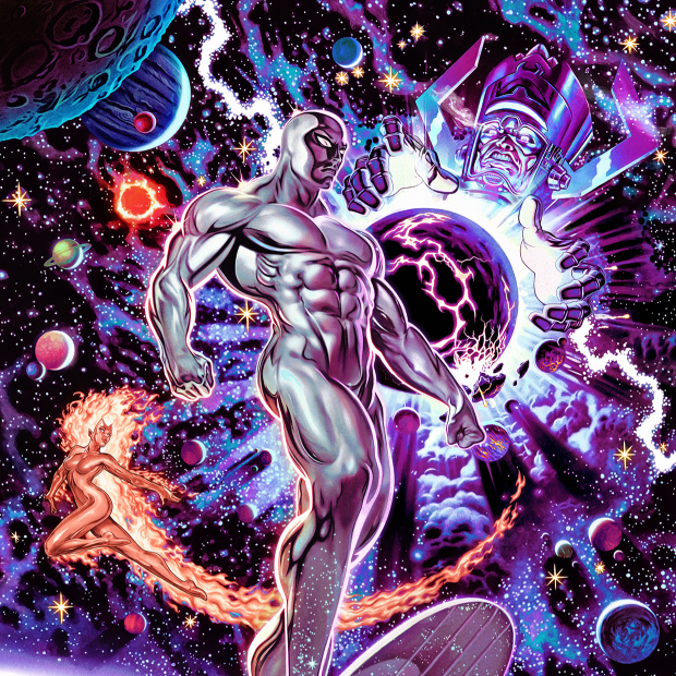 What are the Silver Surfer's Powers?