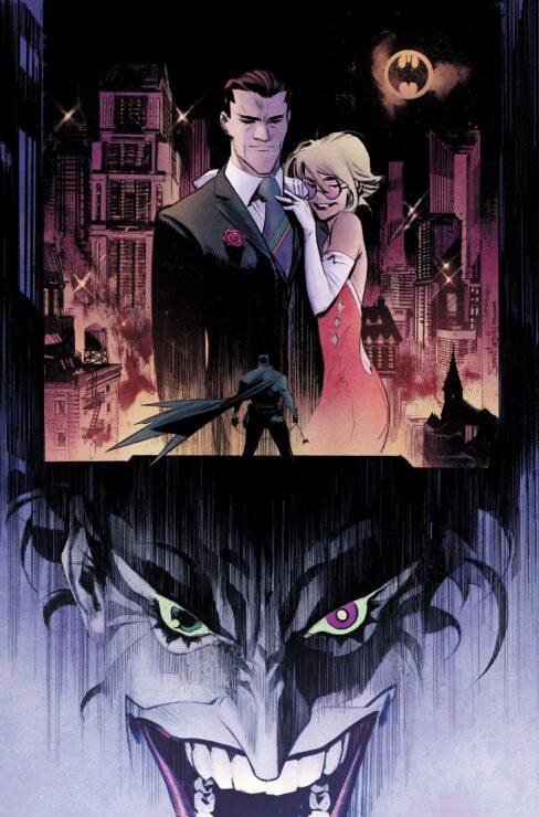 Jack Napier Batman White Knight