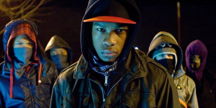John Boyega in Attack the Black