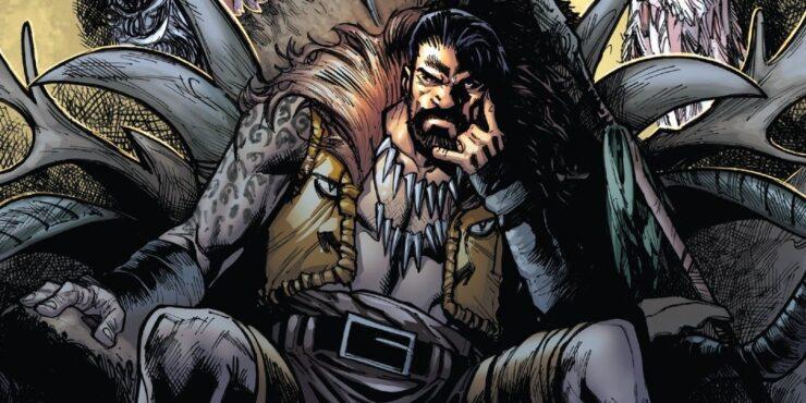 Kraven the Hunter Spider-Man Comic