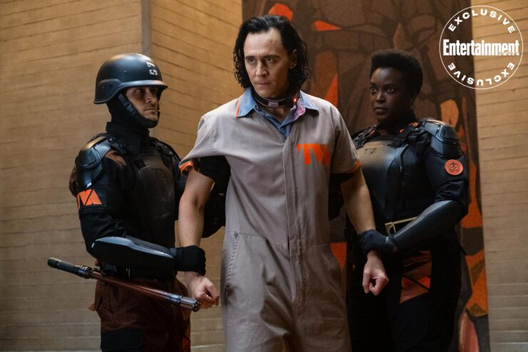 LOKI being held by the TVA