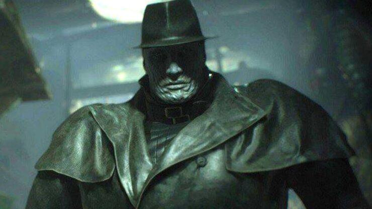 Mr X Resident Evil