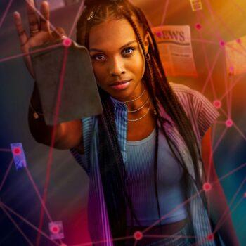 Kaci Walfall as Naomi- CW