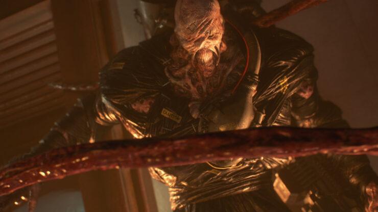Nemesis Resident Evil