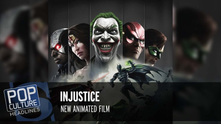 PCH featuring Injustice Cover