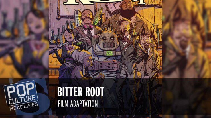 Pop Culture Headlines – Bitter Root Film