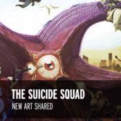 Pop Culture Headlines – Suicide Squad Art