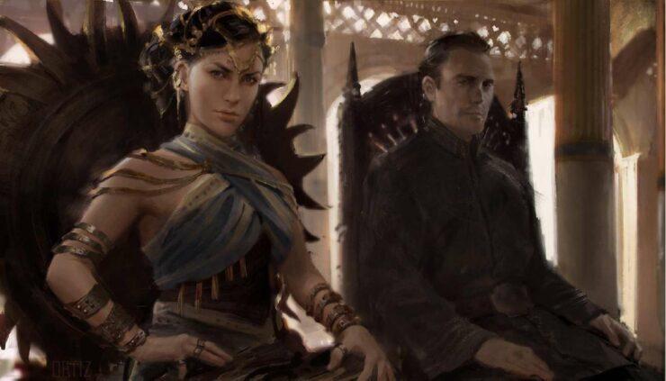 Princess Nymeria Game of Thrones 10,000 Ships