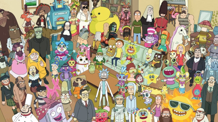 QUIZ: Do You Know All These Rick and Morty Characters?