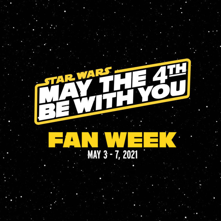 Sideshow's Star Wars Fan Week 3D Interactive Booth Tour