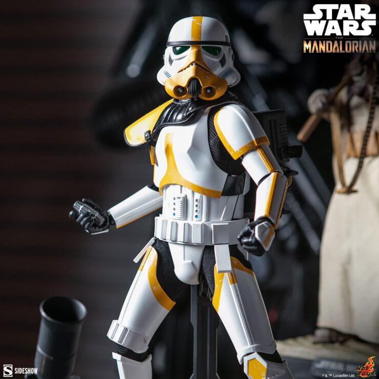 Stormtrooper Commander Sixth Scale Figure