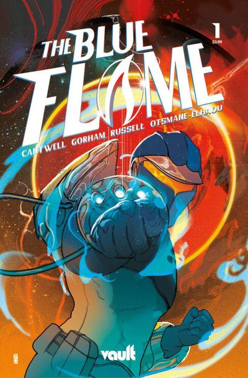 THE BLUE FLAME #1 (Vault Comics)