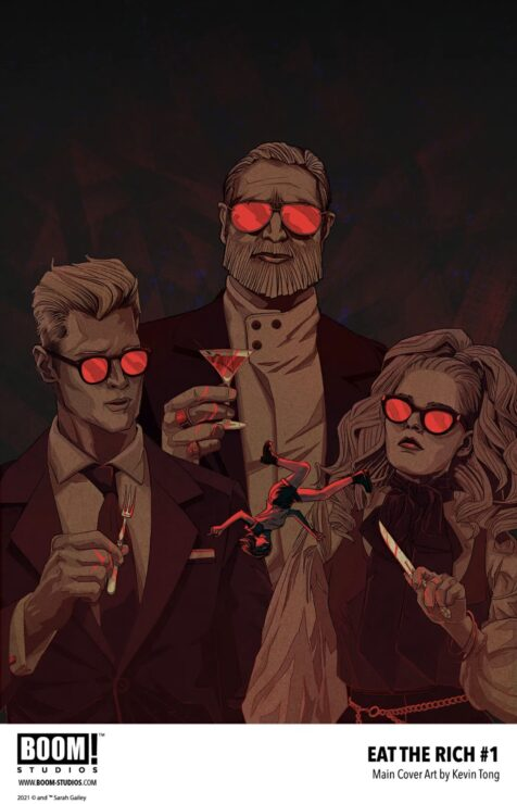 Coming Soon: EAT THE RICH (Boom Studios)