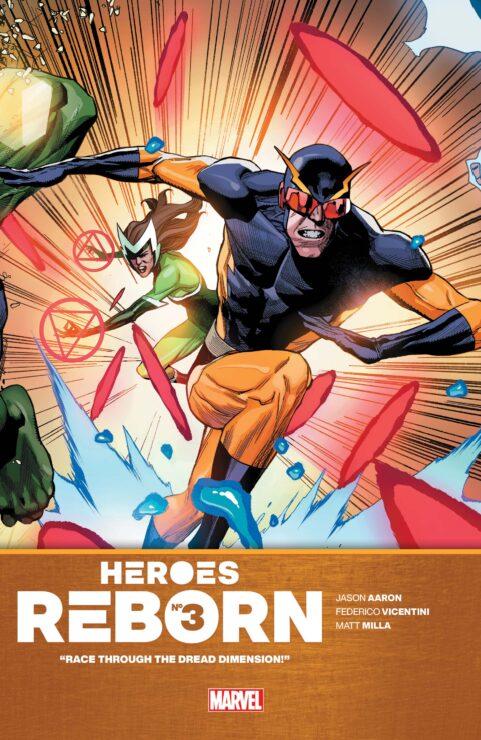 Heroes Reborn #3 (Marvel Comics)