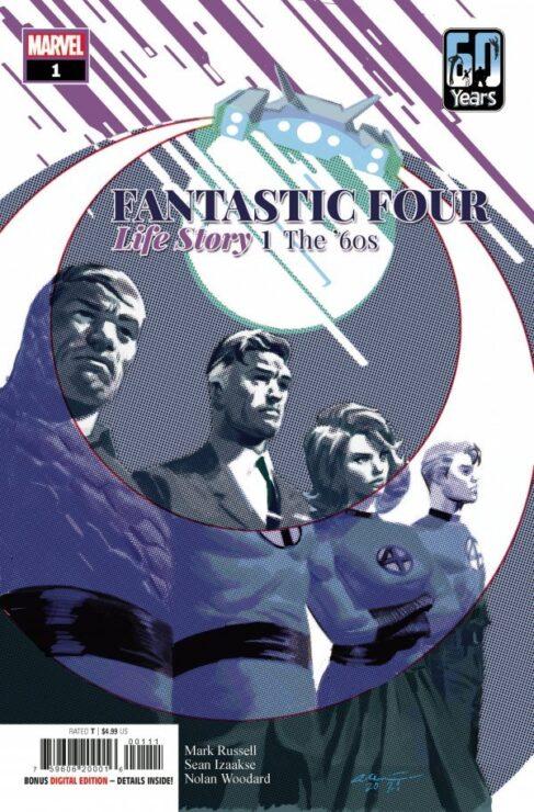 Fantastic Four Life Story: The 60s (Marvel Comics)