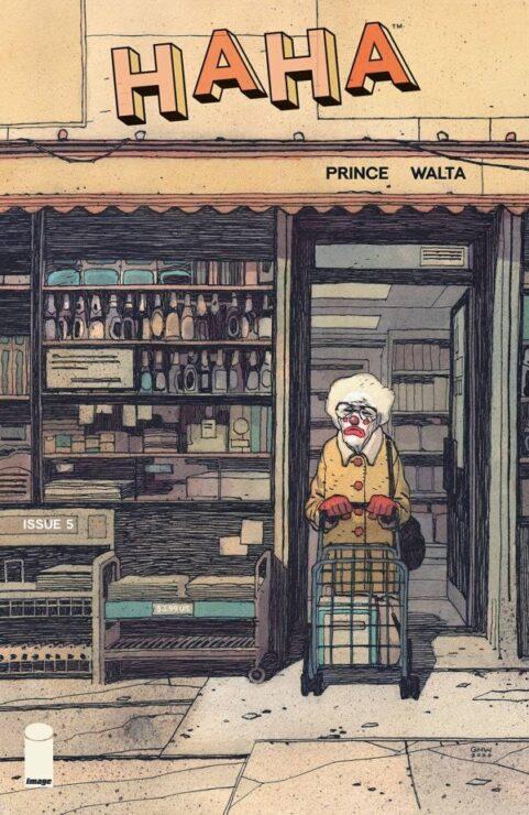 HAHA #5 (Image Comics)