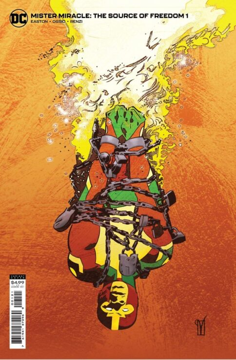 MISTER MIRACLE: THE SOURCE OF FREEDOM #1 (DC Comics)
