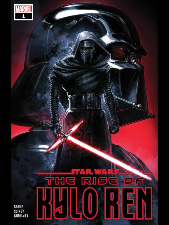 Star Wars: The Rise of Kylo Ren Vol. 1 (Marvel Comics)