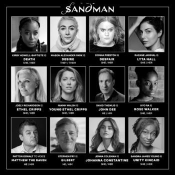 Sandman Casting- Netflix