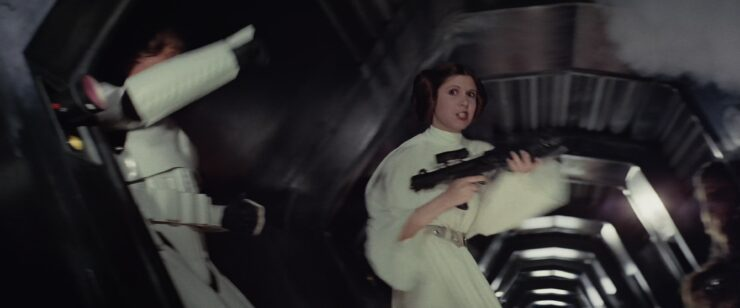 Princess Leia's Bravest Moments in Star Wars