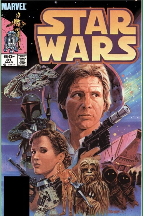 Star Wars #81 (Marvel Comics)