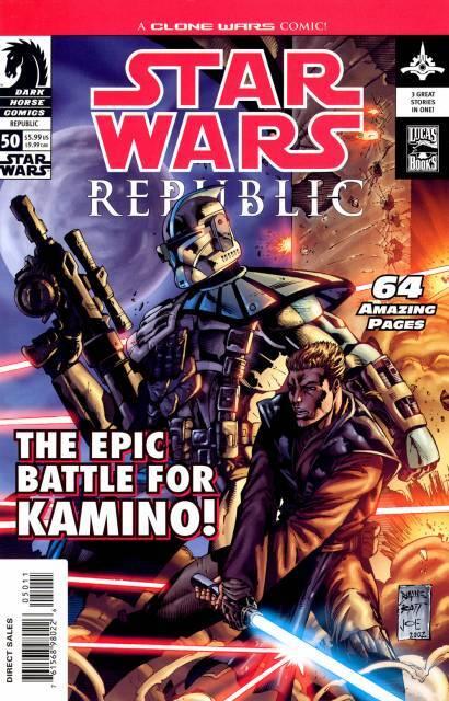 Star Wars Republic #50 (Dark Horse Comics)
