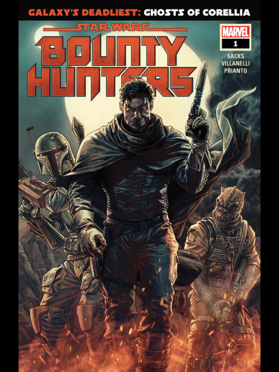 Star Wars: Bounty Hunters Vol. 1 (Marvel Comics)