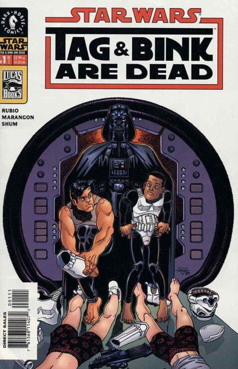 Star Wars: Tag and Bink (Dark Horse Comics)