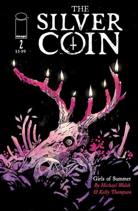 Silver Coin #2 (Image Comics)