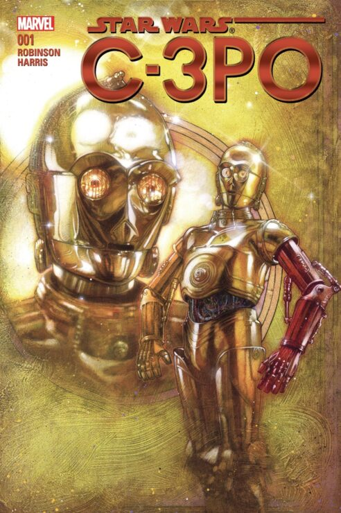 Star Wars: C-3PO #1 (Marvel Comics)