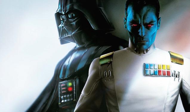 Vader and Thrawn