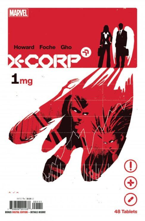 X-Corp #1 (Marvel Comics)