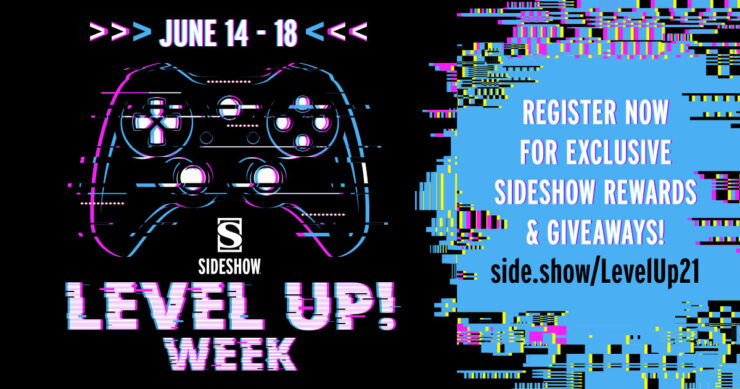 Level Up! Week – Event Overview