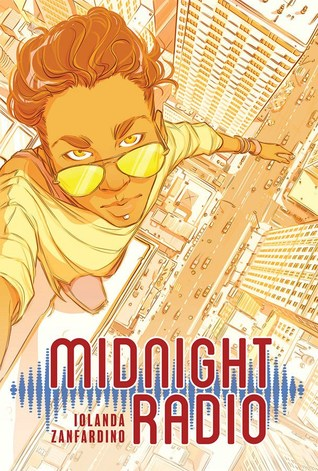 Midnight Radio by Iolanda Zanfardino