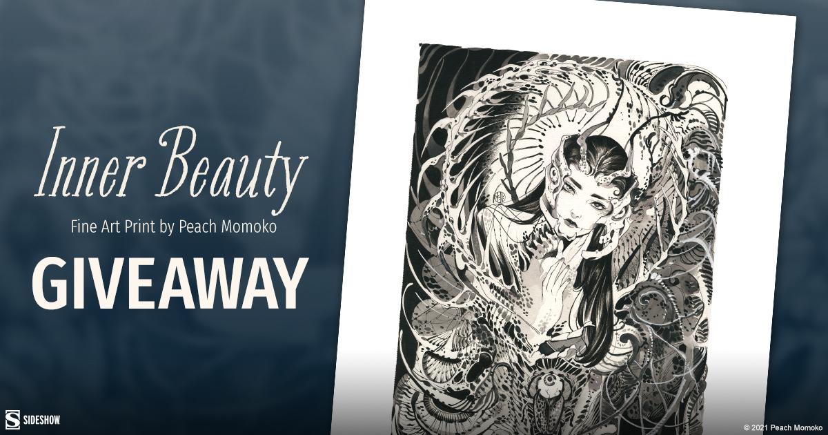 Inner Beauty Fine Art Print Giveaway