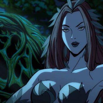 Batman The Long Halloween Poison Ivy