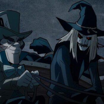 Batman The Long Halloween Scarecrow Mad Hatter