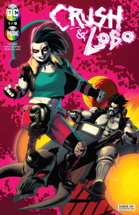 CRUSH AND LOBO #1 (DC COMICS)
