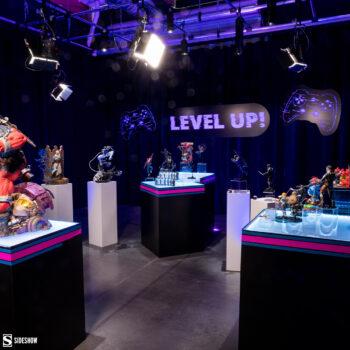 Level Up! Week Studio Booth