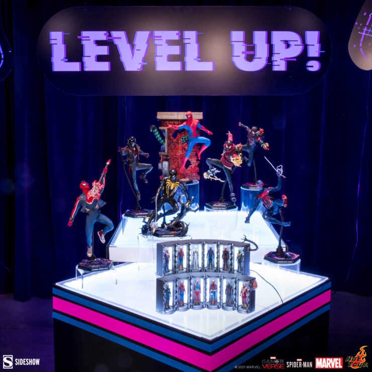 Catch Up on Everything Gaming From Sideshow's Level Up! Week