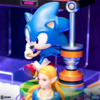 Sonic the Hedgehog Statue- First 4 Figures