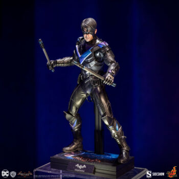 Arkham Knight: Nightwing Sixth Scale Figure by Hot Toys- Full Body
