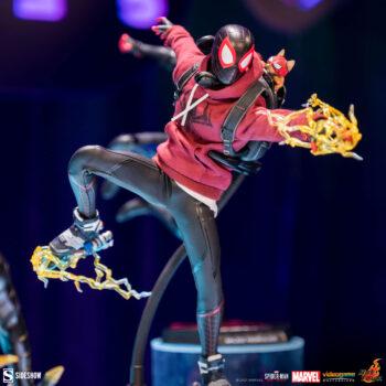 Miles Morales Bodega Cat Suit Sixth Scale Figure- Hot Toys
