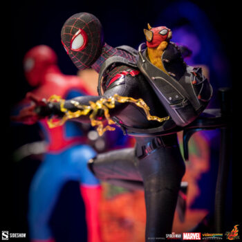 Miles Morales Spider-Man Sixth Scale Figure- Hot Toys