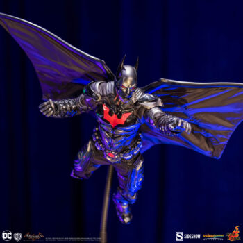 Batman: Arkham Knight Batman Beyond Sixth Scale Figure by Hot Toys- Figure with Wings